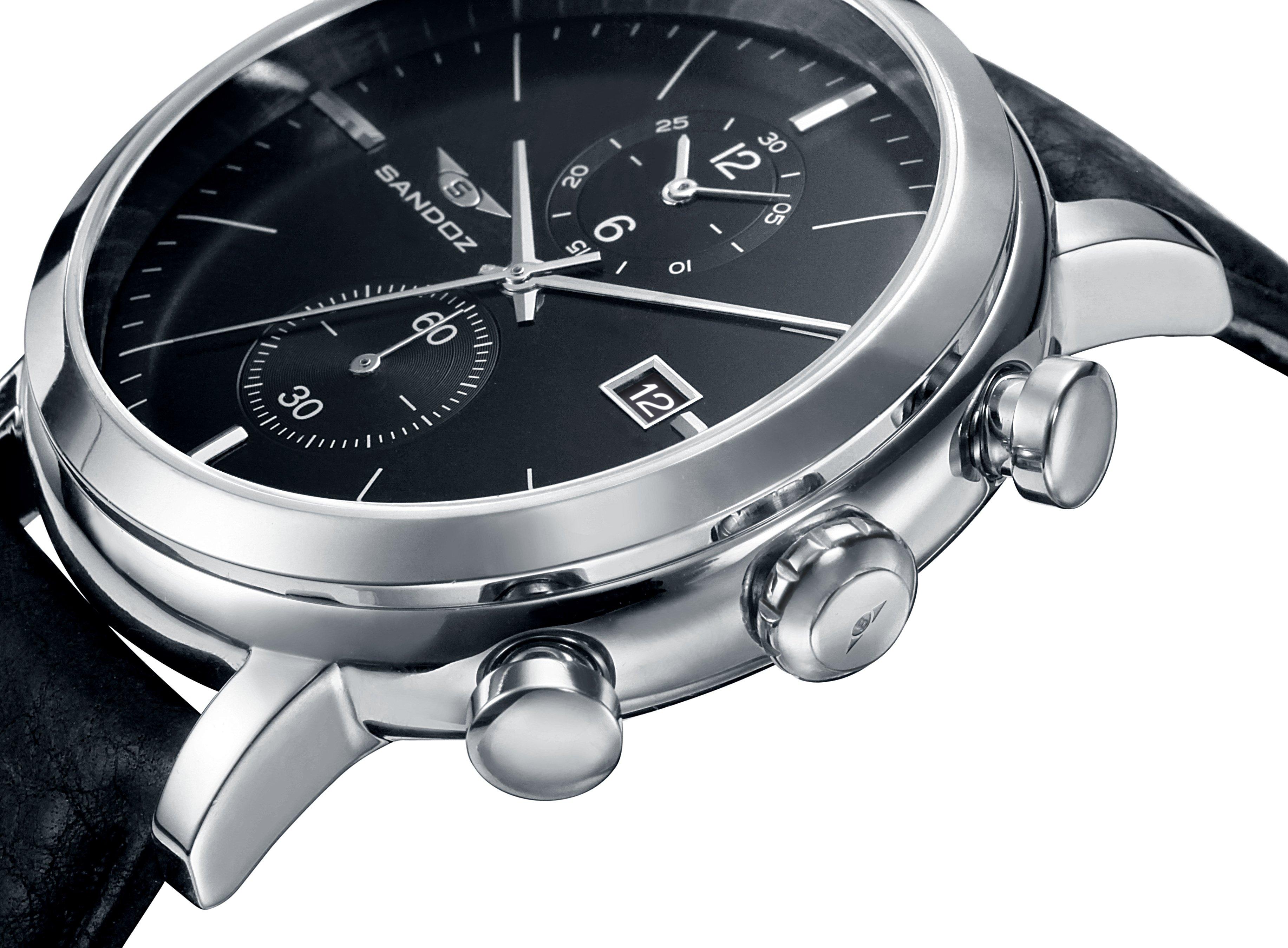 Часовой бренд сандоз зарекомендовал себя на рынке, как производитель безупречных часов.
